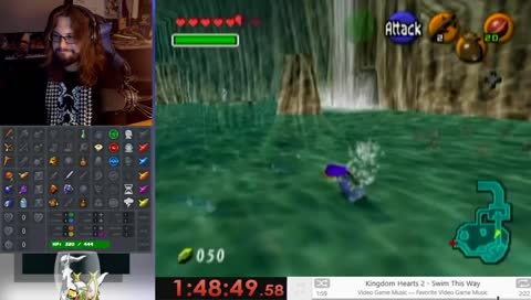 LiamSixx's Top The Legend of Zelda: Ocarina of Time Clips