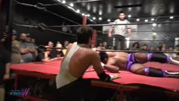 Heavy Metal Wrestling FIGHT THE POWER! LIVE!