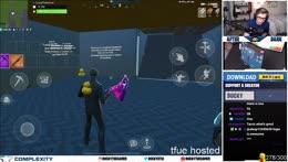 Mobile Pro   TFUE HOST   39,000+ Kills 1,700+ Wins   Code: Ducky