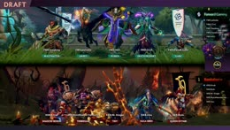 [RU] Forward Gaming vs Kookaburra BO3 (1-0) | TI9 NA Qualifiers by @versuta_ & @Nexus