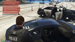 NoPixel | Officer? A.J. Hunter 9943 Arrests | GTA V RP