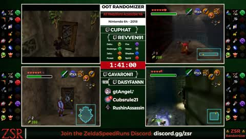 ZeldaSpeedRuns's Top The Legend of Zelda: Ocarina of Time Clips