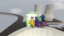 Human: Fall Flat With The Late Shift!