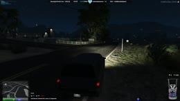 Gomer passing Bikers