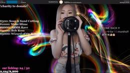 ASMR ❤️ 12HR !Charity Stream!!! ♡ + NEW MIXER!! !merch [TeamFrequency]
