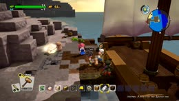 Trying Dragon Quest Builders 2 FINALLY