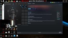 Greek gets hacked monkaW