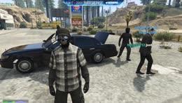 "NoPixel | Randy Bullet ""The Big Heist"" Chang Gang | GTA V RP"
