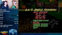 D.K.%5C%27s+Jungle+Parkway+Shortcut+3lap+WR+Attempts