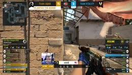 RERUN: CSGO - Team Liquid vs. Vitality [Mirage] Map 4 - Grand-Final - ESL One Cologne 2019