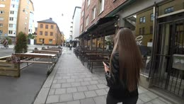 [ENG] First Ever IRL Stream! Day 1 in Stockholm, Sweden w/ Ashek