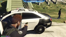 NoPixel | Officer A.J. Hunter 9982 Arrests! | GTA V RP