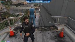 NoPixel | Officer A.J. Hunter 9982 Arrests! | GTA V RP