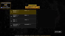 /r/PUBATTLEGROUNDS Custom Games | discord.gg/pubgreddit
