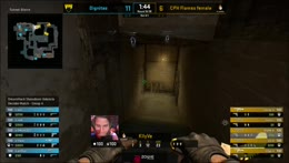 RERUN: Dignitas vs CPH Flames - Mirage - Group A - DreamHack Showdown Valencia 2019