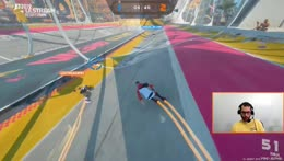 Les Zinzins testent Roller Champions ! #E3JVCom | REDIFF
