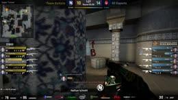 RERUN - Team EnVyUs vs. G2 Esports - Dust 2 - Semi-final - Game 1 - DreamHack Open Cluj-Napoca 2015