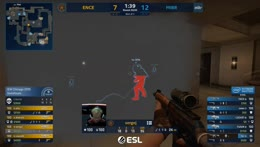 LIVE: CS:GO - ENCE vs MIBR [Mirage] Map 1 - Semi Finals - IEM Chicago Season XIV