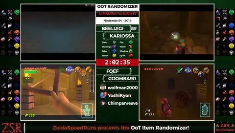 ZeldaSpeedRuns's Top Clips