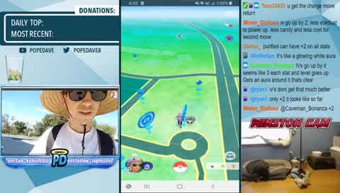 Top Pokémon Go Clips