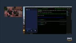 AWS - AWS using 3B1B's Deep Learning video - Twitch