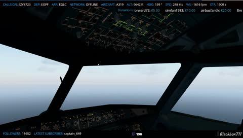 Blackbox711's Top Microsoft Flight Simulator X Clips