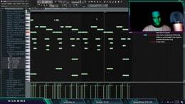 nickmira_ - Nick Mira Making Beats 4 24 19 - Twitch