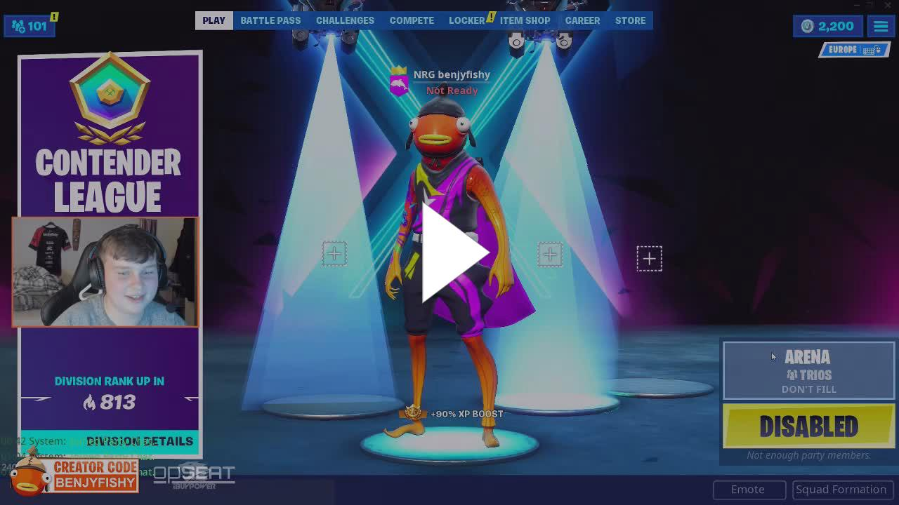 Benjyfishy Twitch All meshes / materials may not be totally accurate. benjyfishy twitch