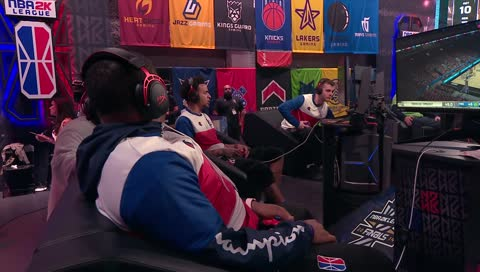 NBA 2K League Finals - 76ers GC vs T-Wolves Gaming