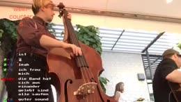 Jazz-Mugge