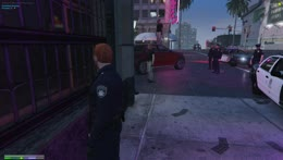 Shaw | Cop Training | NoPixel