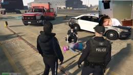 NoPixel   Pretending to do Fake Cop Work   Professional Shitlord   Bitchboi