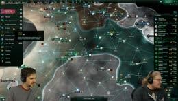 Armchair Admirals w/ Lewis, Duncan, Rythian, Daltos & MonkFish! - Stellaris!