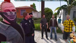 Kyle Pred trying to not do fired cop RP - nopixel