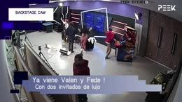 Ya llegan Valen y Fede con dos invitados!!! en vivo