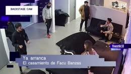 CASAMIENTO FACU BANZAS