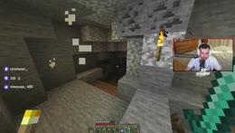 THE DIAMOND THIEF RETURNS TO MINECRAFT