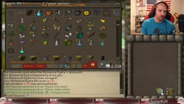 HCIM    1 Hydra loot then 87 Craft    !Wowserver