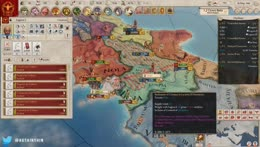 BETA PATCH 5 OF IMPERATOR?? Going through it!