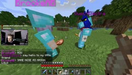 minecraft with brooke :) !vid