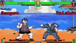 Playing more Ultra Fight Da! Kyanta 2 (this time with Buttface) | !game for a link, it's free!