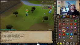 Nice:)Short:)Stream:) !lockerroom // !today // Twitter: @B0atyOSRS