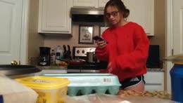 Breakfast Cooking Stream :) | TTS ON | Twitter @katerinotv