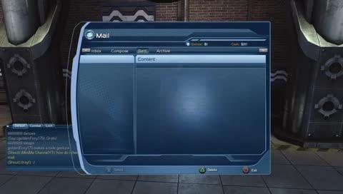 Livezinha de DC Universe On-line!!!