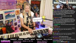 Live learns, mashes, song requests today!