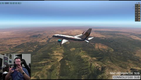 JonFly's Top Microsoft Flight Simulator X Clips