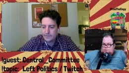 🖤🌈🖤 Interview with Central_Committee / @Mike_from_PA a political adviser and activist, frequent caller on Majority Report. 🖤🌈🖤