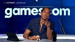 gamescom 2019 soirée de lancement