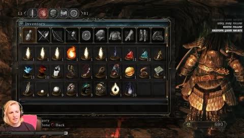 Dark Souls II - Shrine of Amonday | PS4