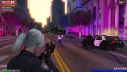 NoPixel | Sr. Officer Angel | Scum-A-Thon (: